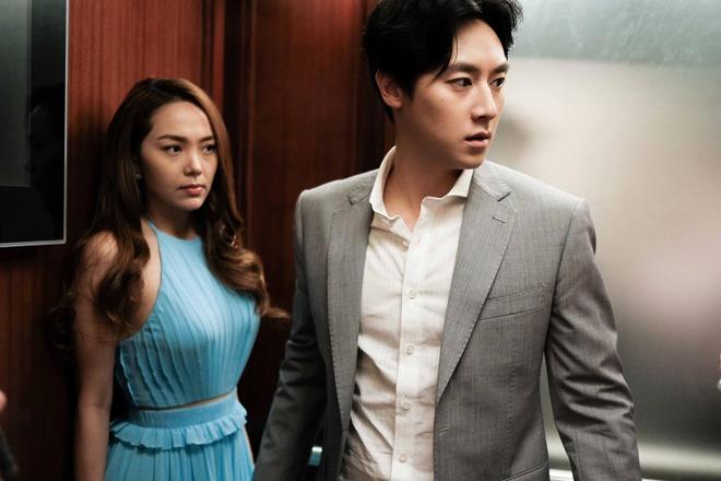 Minh Hang trong phim Sac dep ngan can anh 2