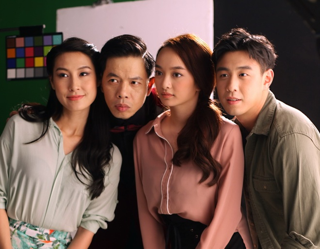 Kaity Nguyen ket hop voi Thai Hoa trong phim hai, hanh dong hinh anh 1