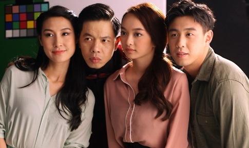 Kaity Nguyen ket hop voi Thai Hoa trong phim hai, hanh dong hinh anh