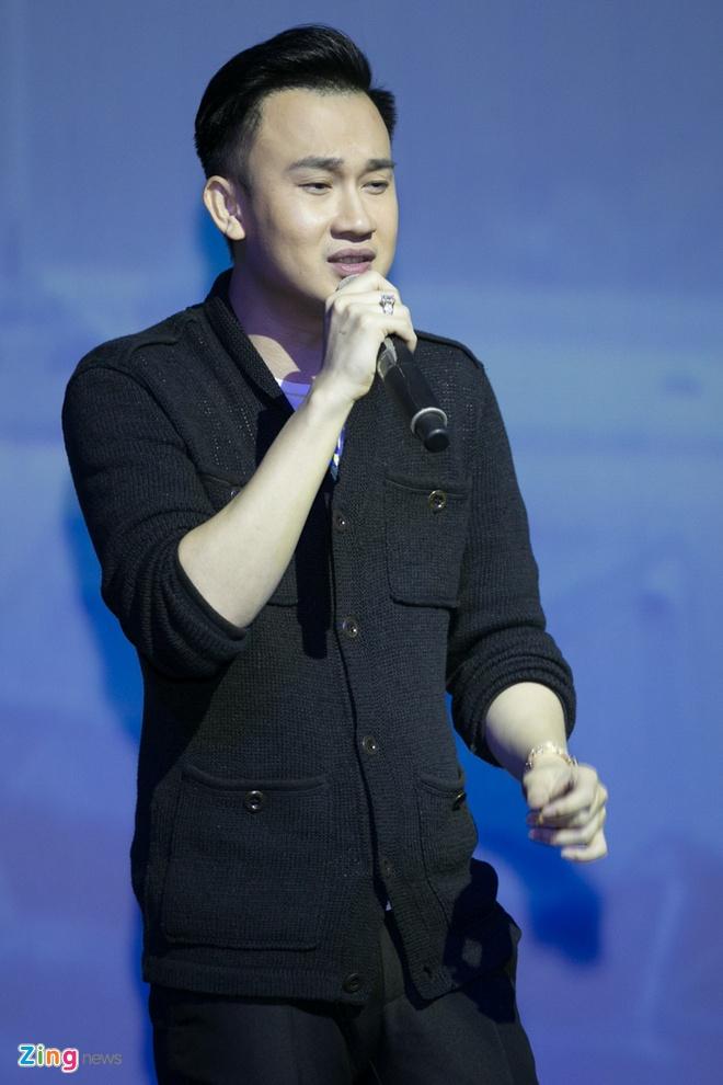 Duong Trieu Vu mong Dam Vinh Hung thanh that hon hinh anh 8
