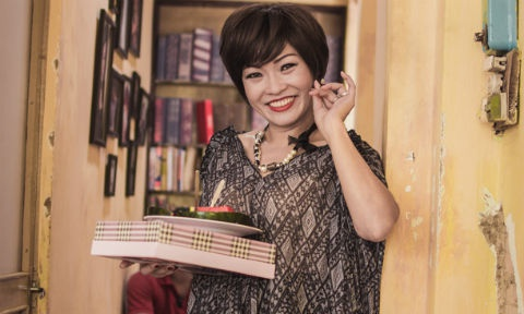 Phuong Thanh lam ba co diem dua, kho tinh cua Thi No trong phim hinh anh