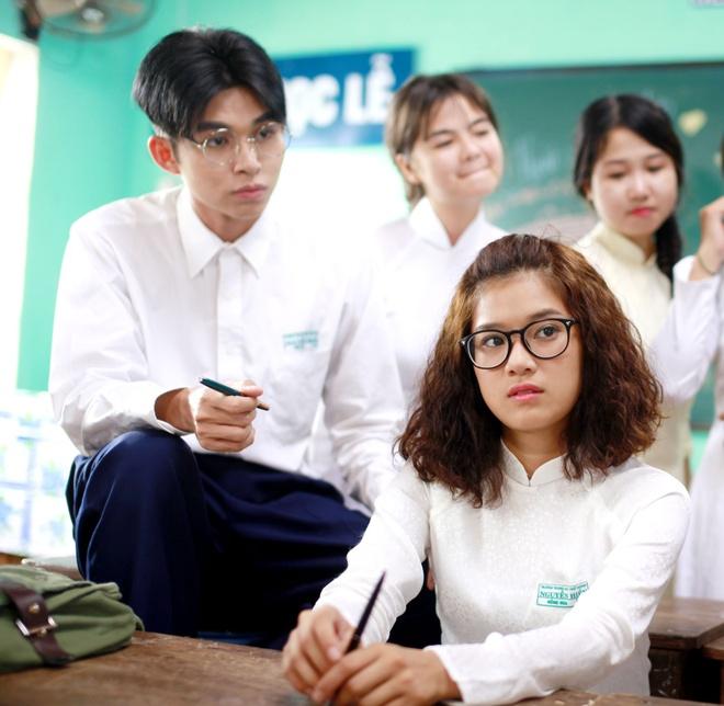 Hoang Yen Chibi va Jun Pham la cap doi oan gia trong phim hinh anh 2