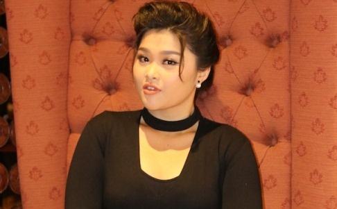 Giam 35 kg, A quan Vietnam Idol Bich Ngoc dong phim 'Glee' hinh anh