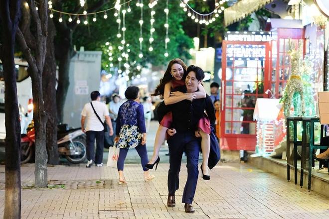 Rocker Nguyen so hai khi dong chung phim voi Minh Hang hinh anh 1