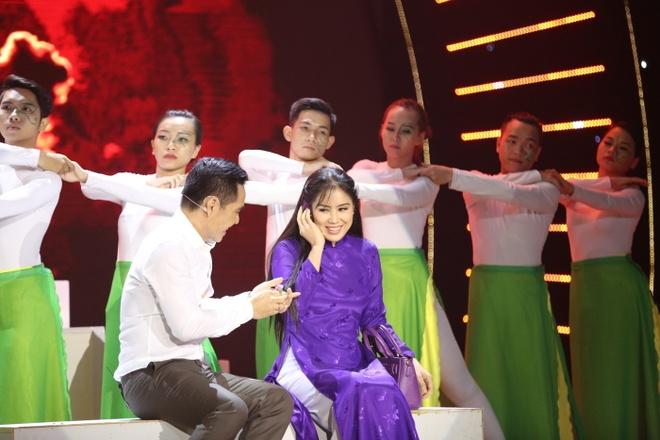 Le Phuong, Trung Dung tai hien cuoc tinh bi an trong Kich cung Bolero hinh anh 1