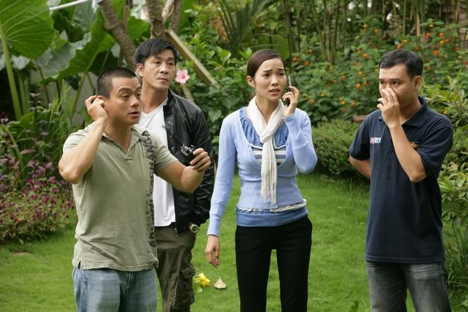 Thanh Thuc vao vai nguoi bi me ghe muu hai trong phim moi hinh anh 2