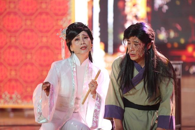 Minh Luan, Diem Phuong dien 'xuat than' trong Kich cung Bolero hinh anh 3