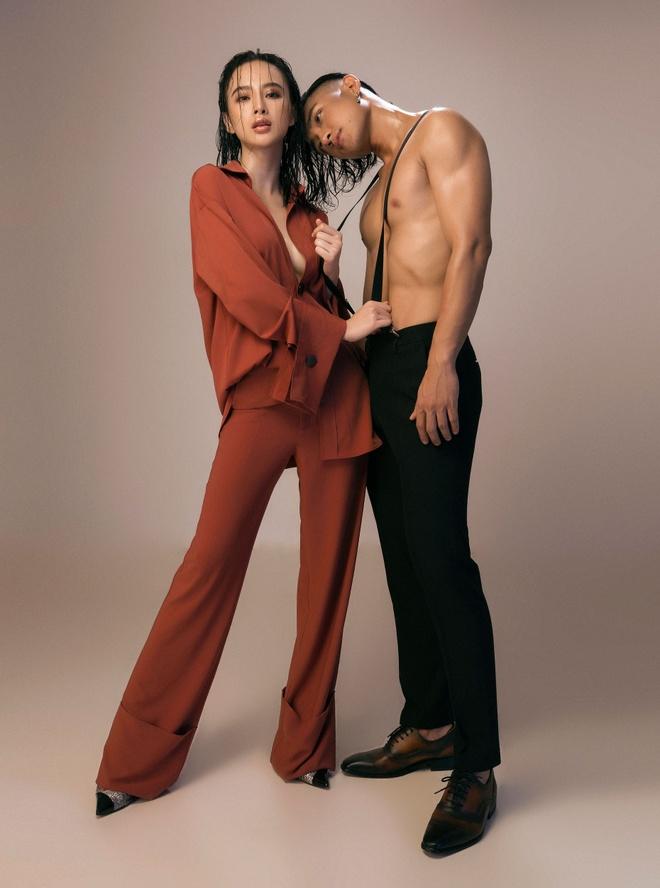 Angela Phuong Trinh va Huu Vi 'an com truoc keng' trong phim 'Glee' hinh anh 2