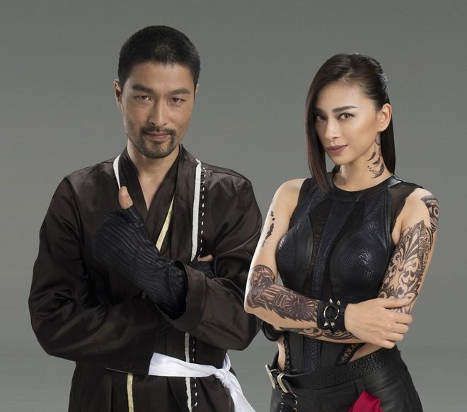 Ngo Thanh Van va Johnny Tri Nguyen tai hop sau 10 nam hinh anh