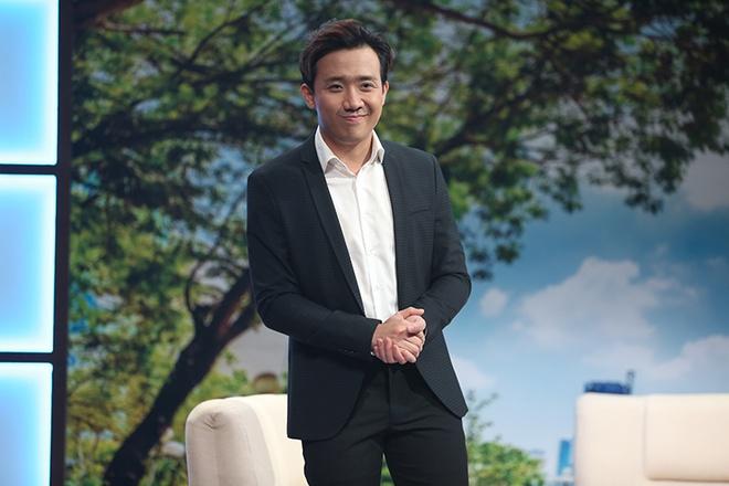 Tran Thanh lam mc guong hai chieu anh 1