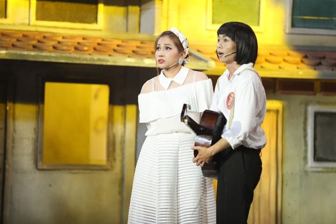Rapper Karik lan dau dien hai cung ban sao Hoai Linh hinh anh 2