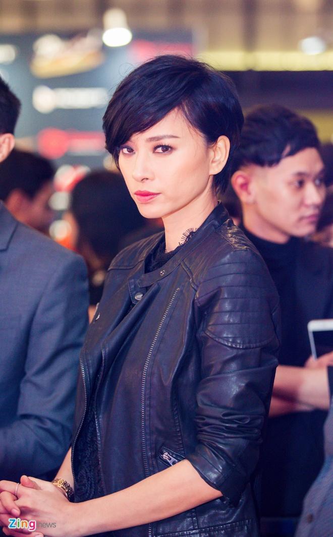 Ngo Thanh Van tai ngo Johnny Tri Nguyen trong phim moi hinh anh 1