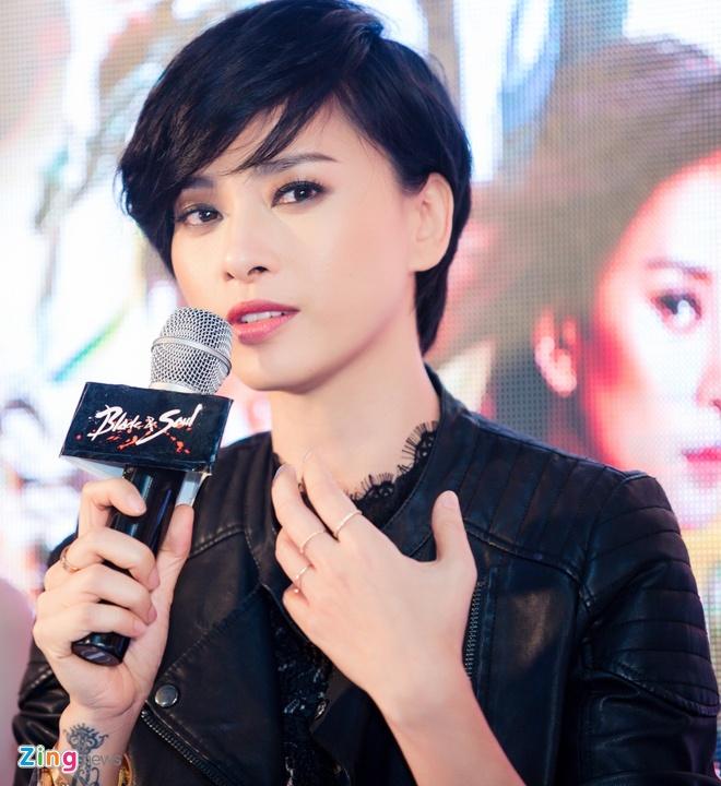 Ngo Thanh Van tai ngo Johnny Tri Nguyen trong phim moi hinh anh 2