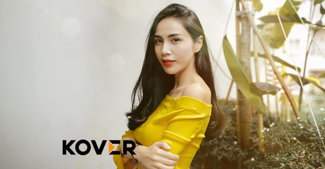 Thuy Tien: 'Cong Vinh khoc khi toi ke bi xam hai tinh duc nhieu lan' hinh anh