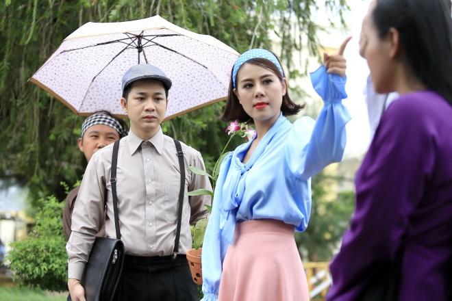 Quach Tuan Du ket hon voi Nam Thu trong phim anh 1