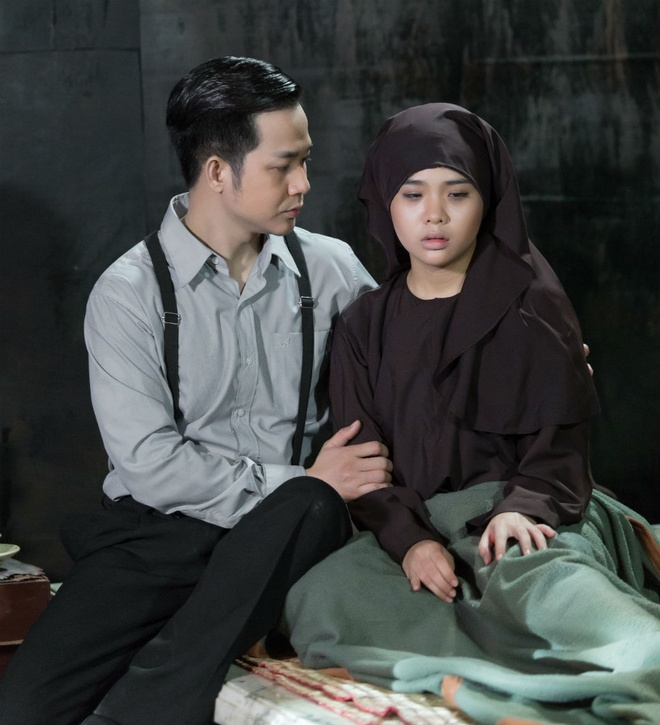Quach Tuan Du ket hon voi Nam Thu trong phim anh 2