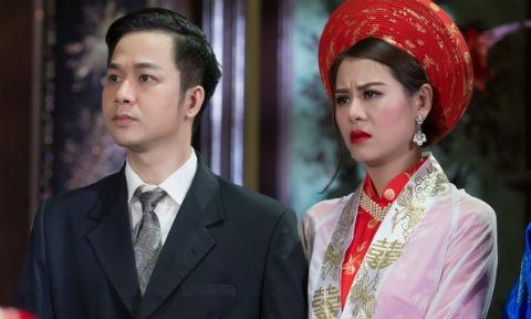 Nam Thu ket hon voi Quach Tuan Du trong phim ca nhac 'Lan va Diep' hinh anh