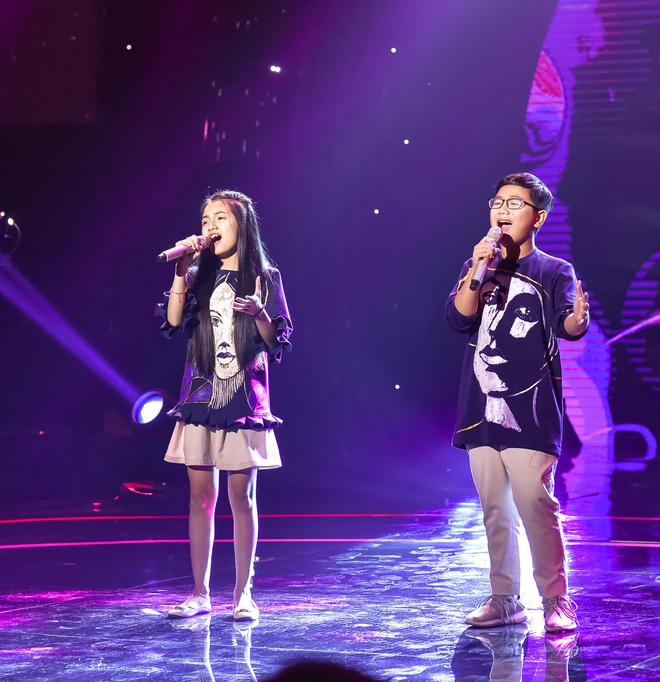 Thanh Thao nhac Thuy Tien 'het khoe con lai khoe chong' o game show hinh anh 2
