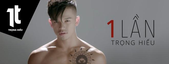 Trong Hieu khoe vu dao nong bong trong MV moi hinh anh 2