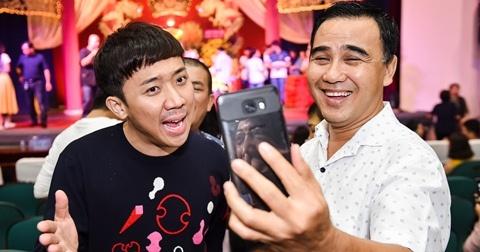 Ngoc Son, Tran Thanh hoi ngo trong le cung To o san khau kich Hong Van hinh anh