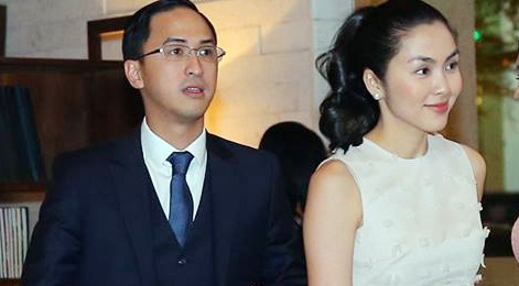 Tang Thanh Ha, Quang Dung du le cuoi cua Hoa hau Dang Thu Thao hinh anh