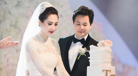 Em trai chu re Trung Tin: 'Khong the tim duoc ai tot hon chi Thu Thao' hinh anh
