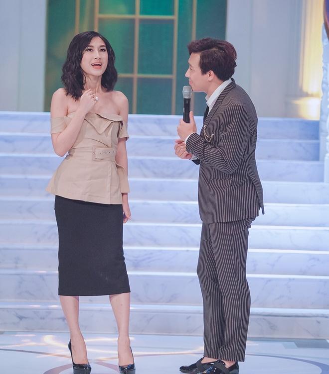Kathy Uyen chia se ve moi tinh voi dao dien anh 2