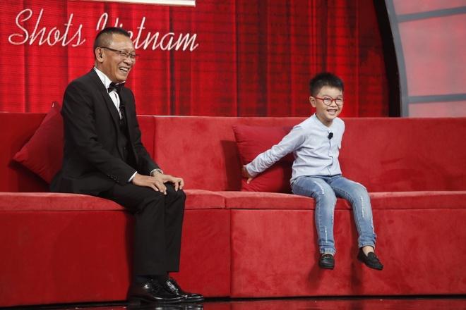 MC Lai Van Sam chiu thua be trai 6 tuoi anh 1
