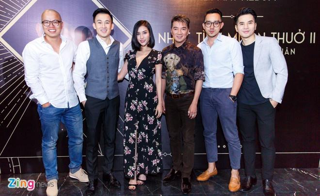 Dam Vinh Hung: 'Duong Trieu Vu no toi mot cuoc tinh' hinh anh 9
