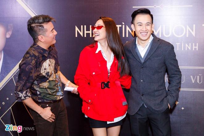 Dam Vinh Hung: 'Duong Trieu Vu no toi mot cuoc tinh' hinh anh 6