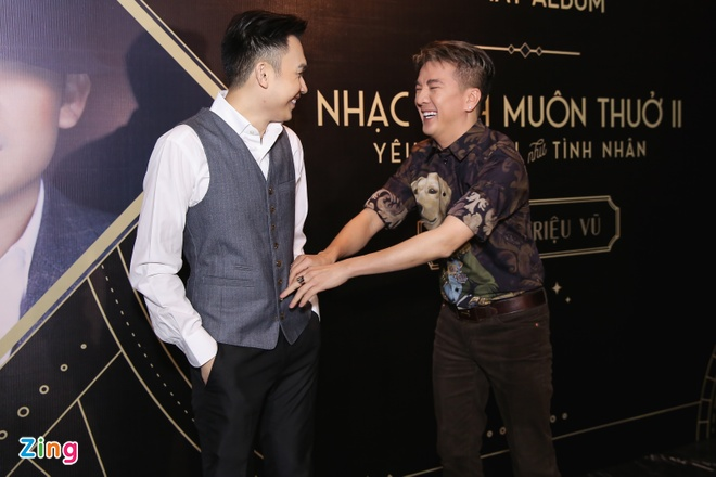 Dam Vinh Hung: 'Duong Trieu Vu no toi mot cuoc tinh' hinh anh 1