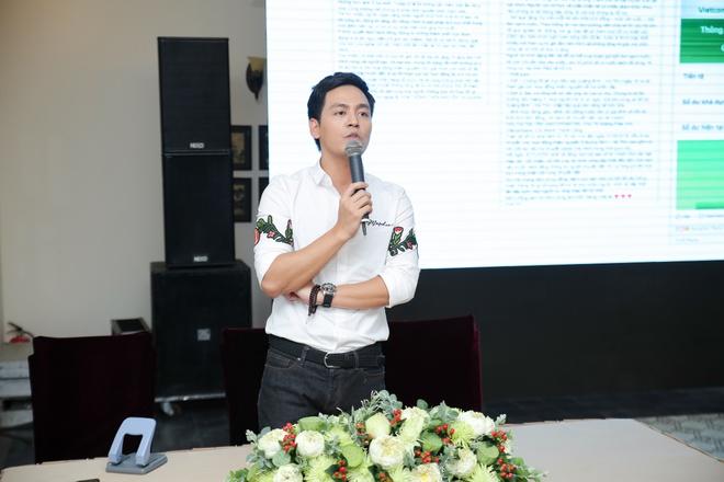 MC Phan Anh: 'Dung la toi bi cam song' hinh anh 2