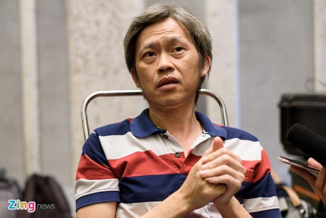 Hoai Linh: 'Dam Vinh Hung rat buong binh' hinh anh