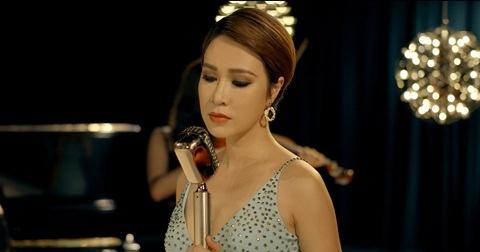 Uyen Linh chon ca khuc cua nhac si indie cho su tro lai hinh anh