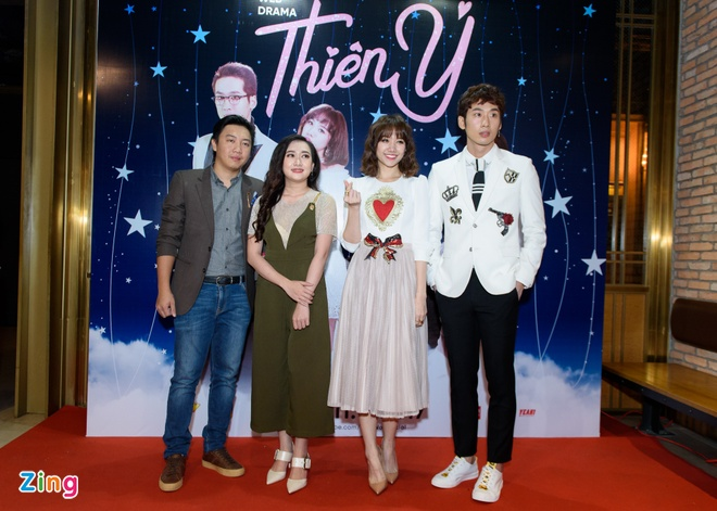 Hari Won tiet lo Tran Thanh lay cat-xe cao khi dong phim cua vo hinh anh 2
