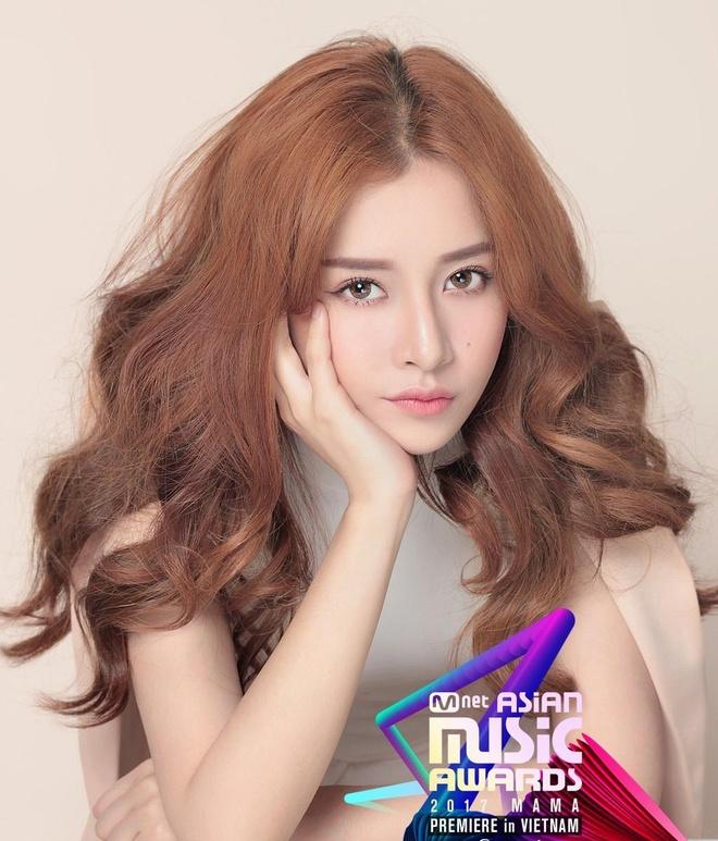Hari Won lam MC, Chi Pu tham du MAMA Premiere 2017 hinh anh 2