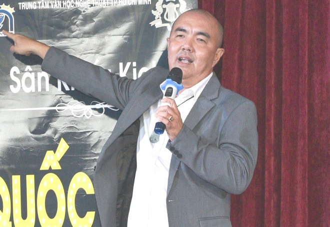Viet Huong, Le Giang se dien kich tai san khau Quoc Thao hinh anh 2