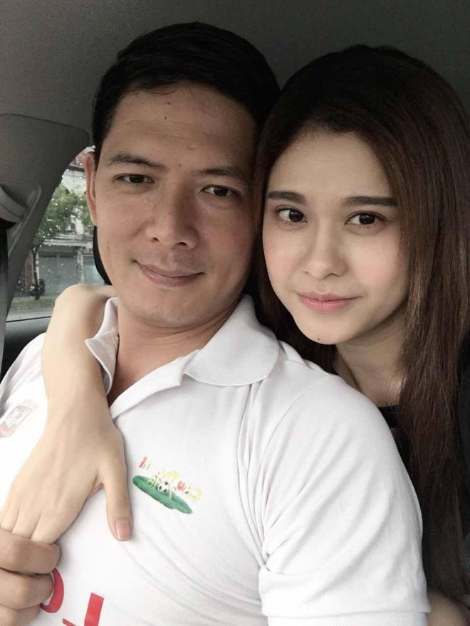 Binh Minh len tieng ve loat anh than mat voi Truong Quynh Anh hinh anh 1