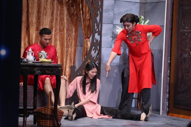 "Tran Thanh dua chuyen ""chong chung"" cua Le Giang vao On gioi hinh anh 1"