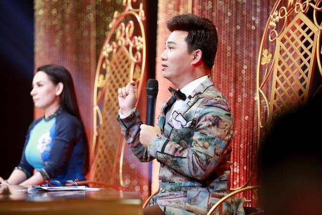 Phi Nhung che 'Thien than Bolero' Quynh Trang hat live chua tot hinh anh 3