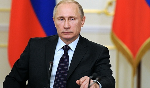 Dieu it biet ve Tong thong Putin qua sach hinh anh