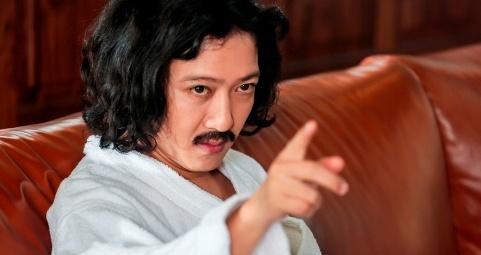 Truong Giang mot minh dong hai vai trong phim hai Tet hinh anh