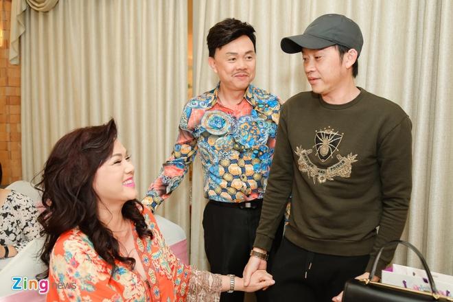 Hoai Linh noi ve game show anh 1
