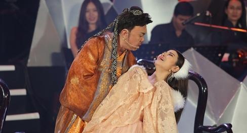 'Ngoc nu Bolero' To My dong vai con gai Truong Giang, yeu Chi Tai hinh anh