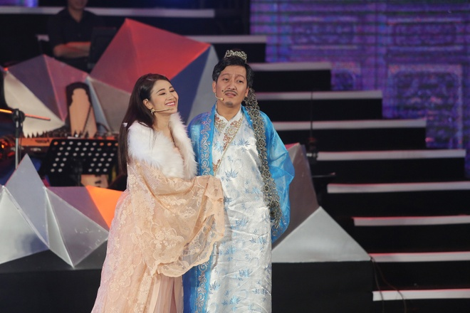 'Ngoc nu Bolero' To My dong vai con gai Truong Giang, yeu Chi Tai hinh anh 7
