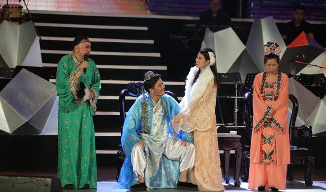 'Ngoc nu Bolero' To My dong vai con gai Truong Giang, yeu Chi Tai hinh anh 8