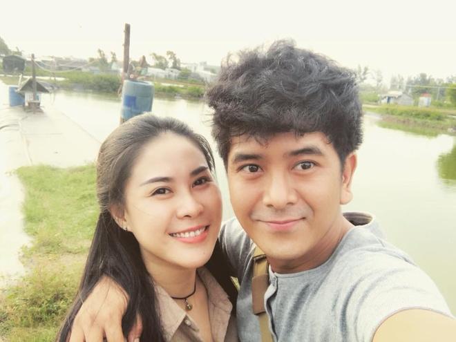 Hung Thuan cong khai ban gai DJ xinh dep sau 3 nam ly hon hinh anh