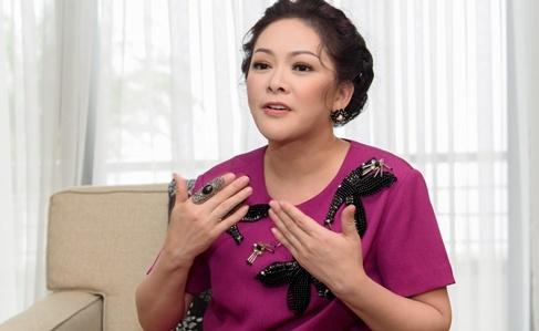 Nhu Quynh: 'Toi co doc, khoc rat nhieu khi bi che nhan sac' hinh anh
