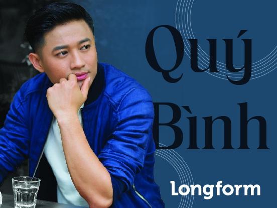 Quy Binh: 'Le Phuong va chong nen duyen la nho toi' hinh anh