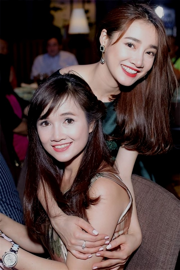 Chi gai phu nhan chuyen Nha Phuong tra nhan cau hon cho Truong Giang hinh anh 2